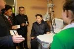 Thực hư tin đồn Kim Jong-un gặp tai nạn ô tô