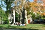 Khám phá cuộc sống ít người biết trong trường đại học Princeton