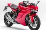 Ducati Supersport là xe môtô đẹp nhất thế giới