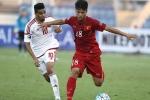 U19 Việt Nam nghi bị chủ nhà chơi xấu