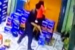 Chồng dùng điếu cày đánh vợ dã man: Nạn nhân bị hành hung nhiều lần