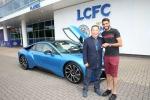 Ông chủ Leicester City sắm 19 siêu xe BMW i8 tặng cầu thủ