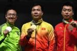 Trực tiếp Olympic 2016: Hoàng Xuân Vinh giành HCV Olympic