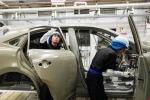Toyota thu hồi 1,43 triệu xe vì lỗi túi khí
