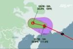 Việt Nam chịu ảnh hưởng của hoàn lưu bão số 2