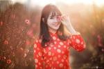 Vẻ đẹp của 'Hot girl trà sữa' Kiều Trinh trong bức ảnh được Reuters bình chọn 2016