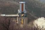 Triều Tiên tuyên bố thử động cơ tên lửa mới thành công