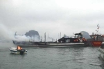 Cháy tàu du lịch chở 21 người trên vịnh Hạ Long: Đình chỉ hoạt động cả đội tàu