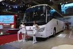 Hàng hiếm tại VMS 2017, xe khách hạng sang Scania 'sang chảnh' giá tới 5 tỷ đồng