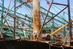Tàu vỏ thép 67 hư hỏng: Đề nghị truy tố Công ty TNHH Đại Nguyên Dương