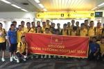 Tuyển Việt Nam đến cố đô Indonesia, chuẩn bị gặp đại kình địch