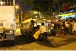 Người phụ nữ chết thảm dưới bánh xe tải ở Sài Gòn
