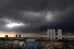 Thời tiết hôm nay 24/9: Hà Nội sắp xuất hiện mưa dông, gió giật mạnh