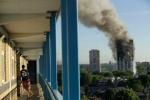 12 người chết trong vụ cháy cao ốc 27 tầng ở London