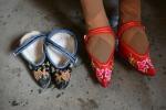 Bí ẩn đằng sau những đôi chân rướm máu và đau đớn của phụ nữ Trung Quốc