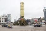 Cận cảnh cột đồng hồ 35 tỷ đồng giữa Hạ Long