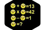 Bài toán 'mặt cười' khiến phụ huynh cũng phải đau đầu