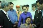 Nổ xe khách ở Bắc Ninh: Mẹ mất con trai duy nhất trong chuyến đi đầu năm