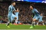 Man City đánh bại AS Monaco trong cơn mưa bàn thắng