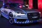 Audi S7 Sportback gia nhập lực lượng Cảnh sát