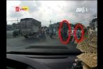 Clip vạch trần các vụ dàn cảnh tai nạn giao thông cướp tài sản