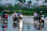 2 ngày cuối tuần, miền Trung mưa to trên diện rộng