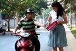 Dùng hung khí cướp tiền, vàng trắng trợn giữa phố Sài Gòn