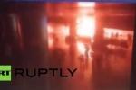 Đánh bom rung chuyển sân bay Thổ Nhĩ Kỳ, hàng trăm người thương vong