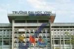 Điểm chuẩn Đại học Vinh năm 2015