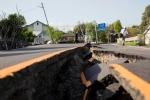 Sáng nay, hàng loạt vụ động đất mạnh đồng loạt tấn công Nhật Bản