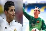Tin chuyển nhượng sáng 25/8: Real muốn bán James Rodriguez, Man City chờ công bố Bravo