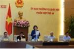 Thường vụ Quốc hội họp bất thường, tìm cách lùi thi hành Bộ luật Hình sự mới