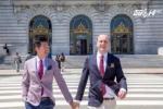 Người đồng tính đổ xô kết hôn trước khi ông Trump nhậm chức