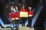 Chàng trai Nam Định tự tin trước trận chung kết Olympia 2016