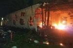 Thái Lan: Đánh bom xe tại khách sạn, 30 người thương vong