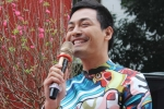 MC Phan Anh bật mí 'nỗi sợ' ngày Tết trước hàng trăm sinh viên Ngoại thương