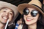 Vợ chồng Tăng Thanh Hà tình tứ hạnh phúc đưa con trai đi du lịch