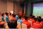 Video: U20 Việt Nam họp kín, lên kế hoạch hạ U20 Pháp