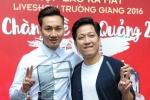 Thành Trung phát ngôn gây tranh cãi trong show Trường Giang