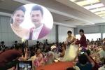 Sự cố 'dở khóc dở cười' trong đám cưới: Công Vinh bị trộm xe máy, Nhật Kim Anh suýt ngất xỉu