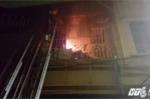 cháy nhà ở phố vọng hà nội