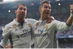 Dừng hình màn 'lên đồng' của Ronaldo giúp Real đại thắng Atletico Madrid