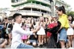 Màn cầu hôn đáng yêu, hoành tráng 'nhất Vịnh Bắc Bộ' hút triệu lượt xem trên Facebook