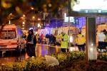 Xả súng vào hộp đêm ở Thổ Nhĩ Kỳ trong đêm giao thừa, 35 người chết