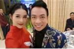 Vợ Việt Hoàn: 'Anh ấy cầu hôn ngay sau khi tôi thông báo có bầu'