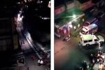 Video, ảnh: Hiện trường vụ đánh bom kép đẫm máu ở Thái Lan