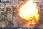 Xem tăng M1 Abrams nã pháo diệt xe tải bọc thép của IS