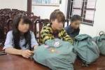 Ba bé gái bị dụ ra Hà Nội 'làm việc' mức lương 30 triệu đồng/tháng