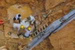 Đường ống dẫn nước sông Đà gặp sự cố lần thứ 19