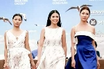 Hoa hậu Ngọc Hân giới thiệu bộ sưu tập mới trong Tuần lễ Thời trang Việt Nam